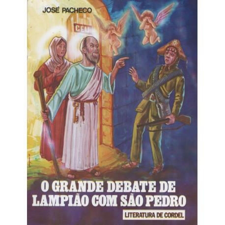 O Grande Debate de Lampião com São Pedro - Luzeiro