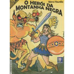 O Herói da Montanha Negra - Luzeiro