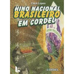 Hino Nacional Brasileiro em cordel - Luzeiro