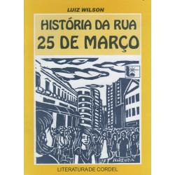 História Da Rua 25 De Março