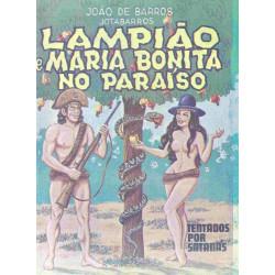 Lampíão e Maria Bonita no Paraíso Tentados por Satanás - Luzeiro