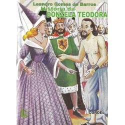 História da Donzela Teodora - Luzeiro