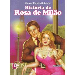 História de Rosa de Milão - Luzeiro