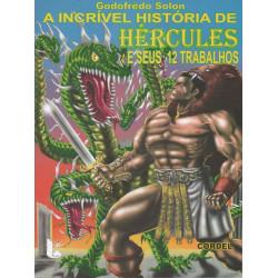 A incrível História de Hércules e seus 12 Trabalhos - Luzeiro