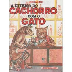 A Intriga do Cachorro com o Gato - Luzeiro