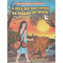 A Moça que mais sofreu na Paraíba do Norte - Luzeiro