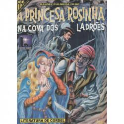A Princesa Rosinha na Cova dos Ladrões - Luzeiro
